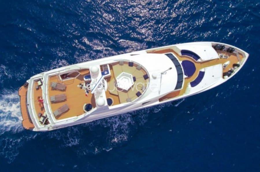 Моторная яхта The Devocean Yacht #4