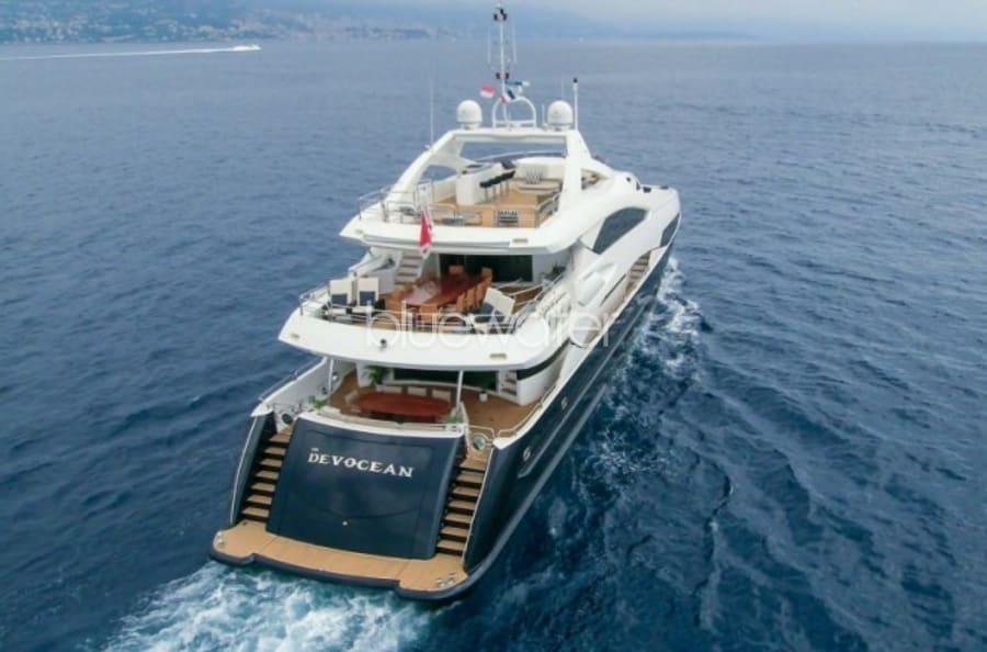 Моторная яхта The Devocean Yacht #6