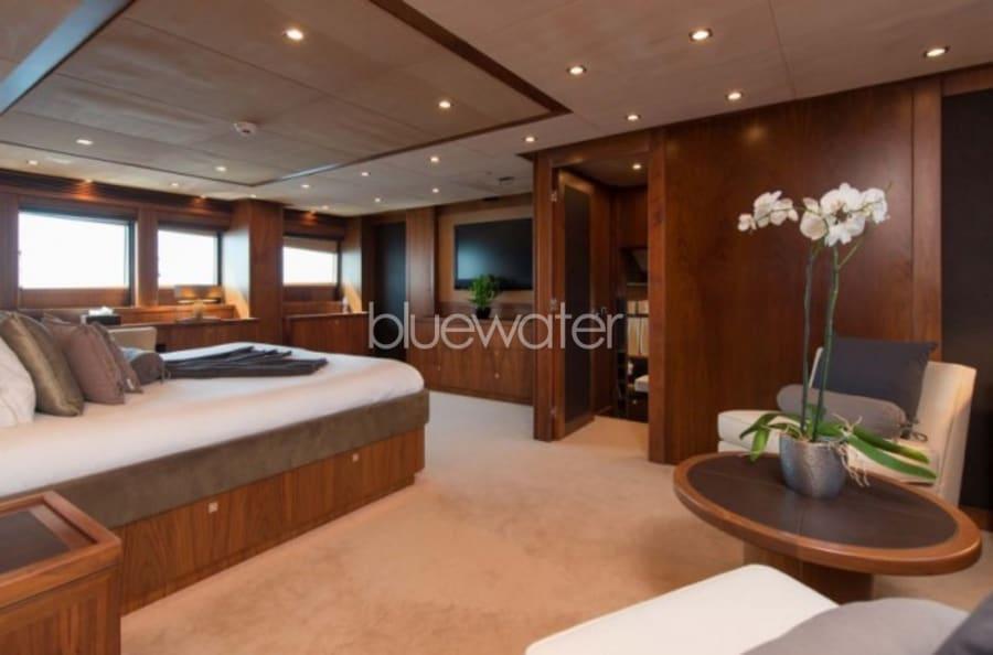 Моторная яхта The Devocean Yacht #10
