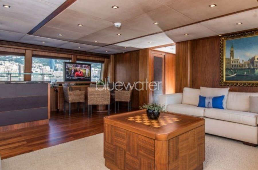Моторная яхта The Devocean Yacht #18