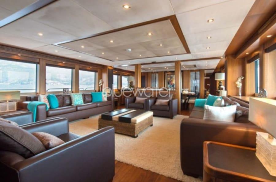 Моторная яхта The Devocean Yacht #9