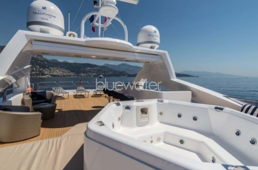 Моторная яхта The Devocean Yacht #22