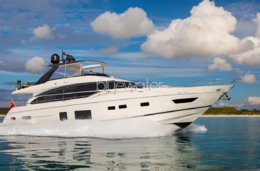 Моторная яхта La Vie Yacht #1