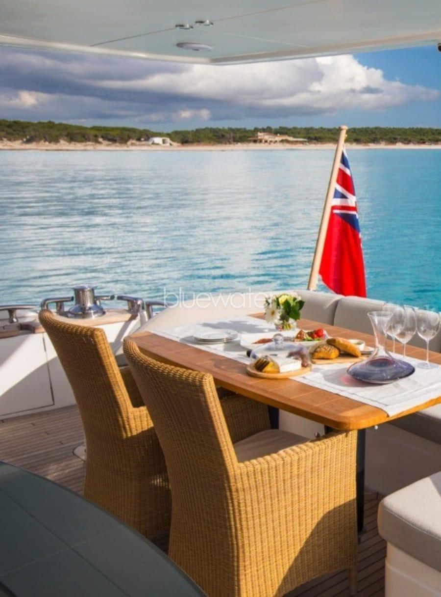 Моторная яхта La Vie Yacht #7