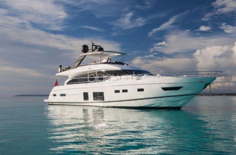Моторная яхта La Vie Yacht #4