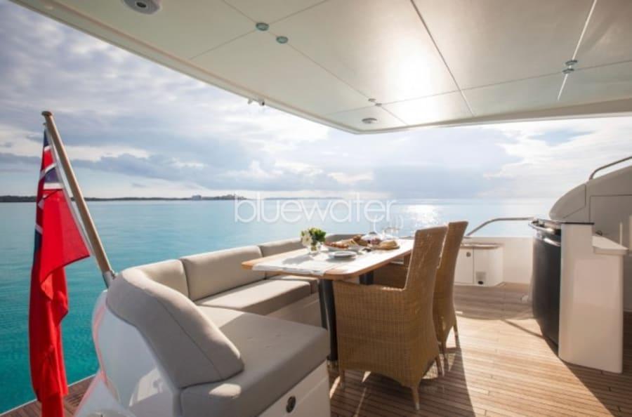 Моторная яхта La Vie Yacht #9