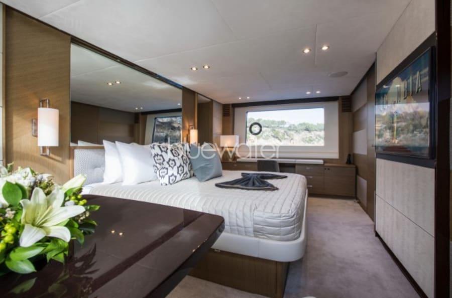 Моторная яхта La Vie Yacht #11