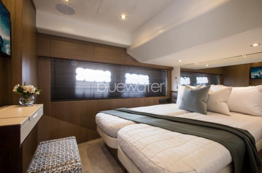 Моторная яхта La Vie Yacht #16