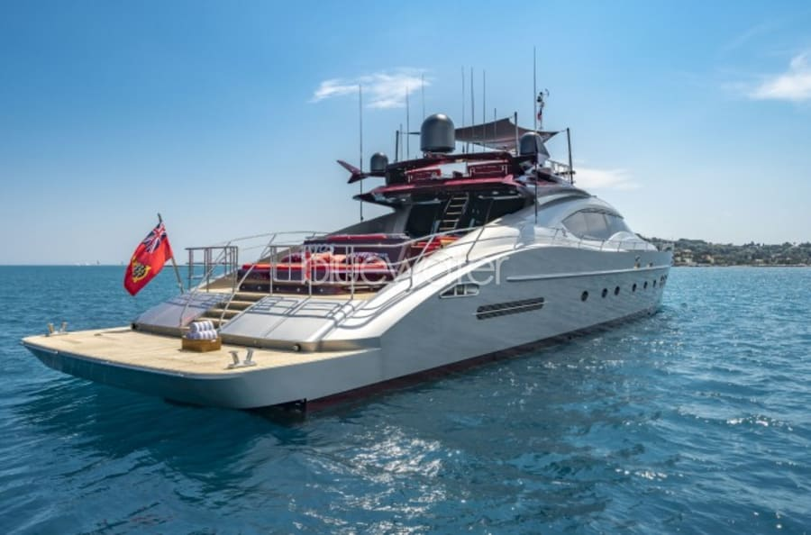 Моторная яхта KJOS Yacht #2