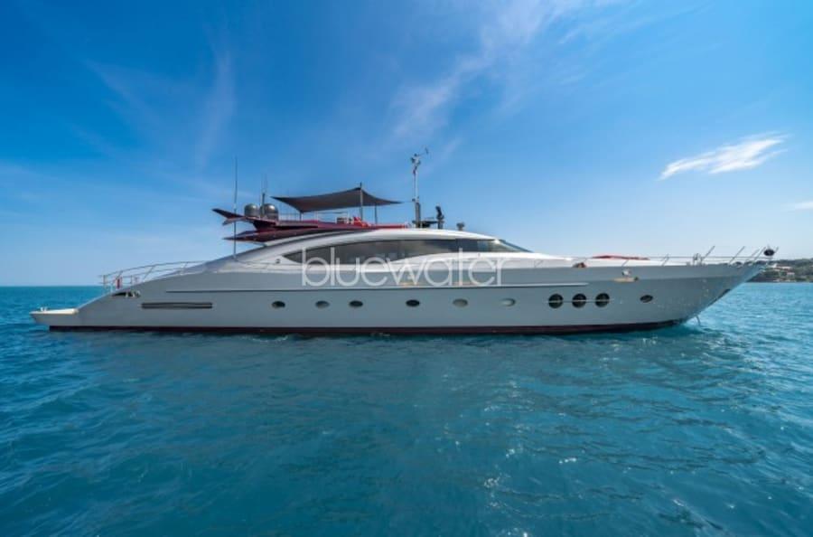 Моторная яхта KJOS Yacht #1