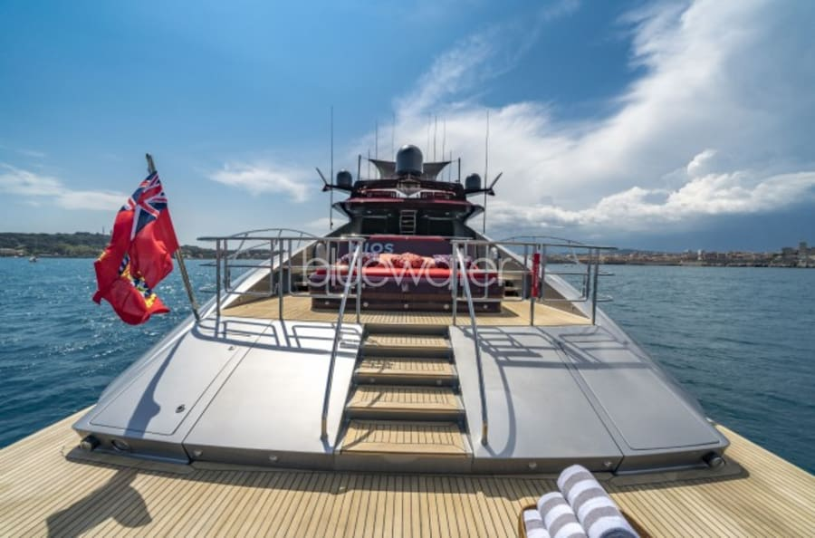 Моторная яхта KJOS Yacht #8