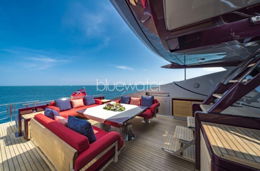 Моторная яхта KJOS Yacht #4