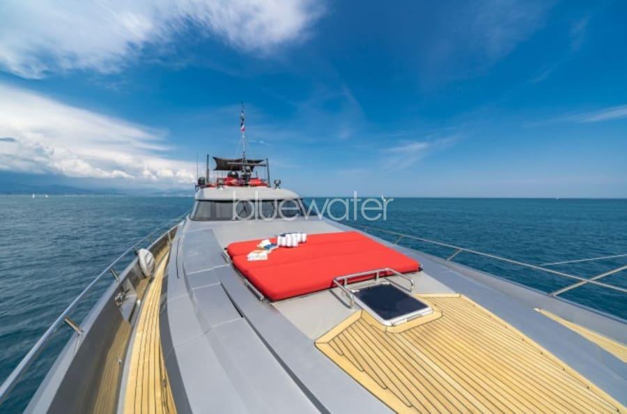 Моторная яхта KJOS Yacht #12