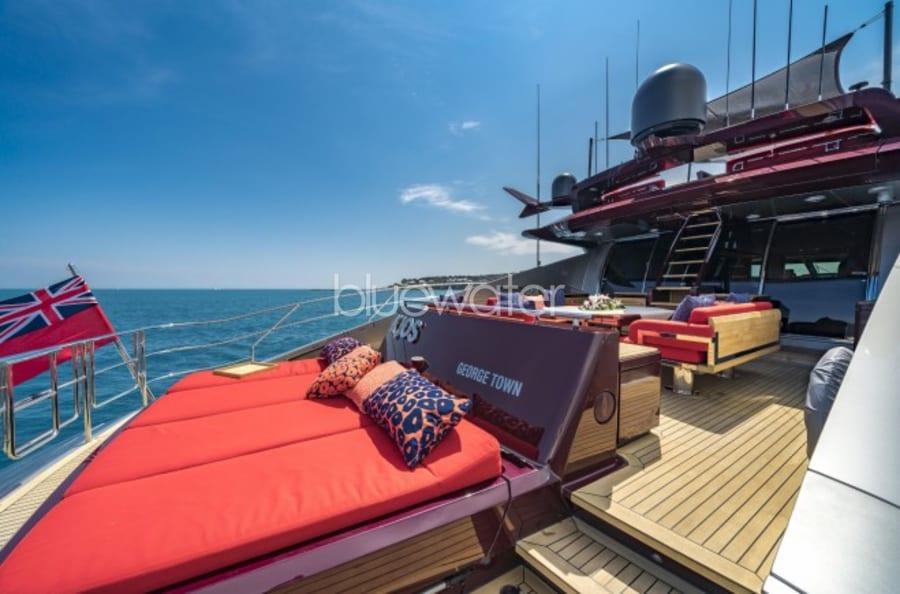 Моторная яхта KJOS Yacht #3