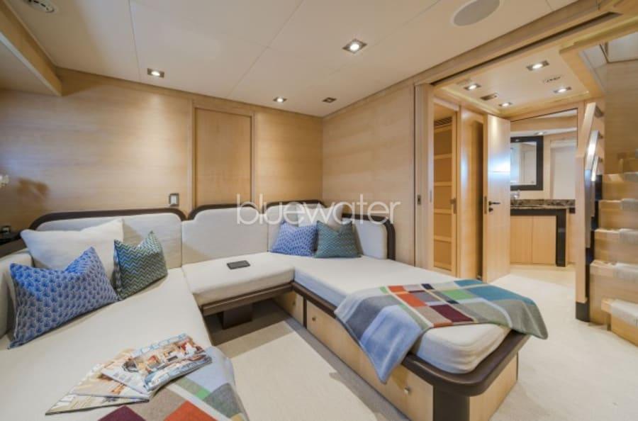 Моторная яхта KJOS Yacht #14