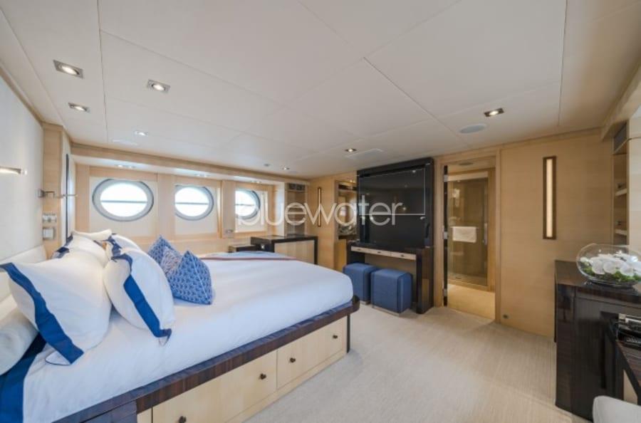 Моторная яхта KJOS Yacht #23