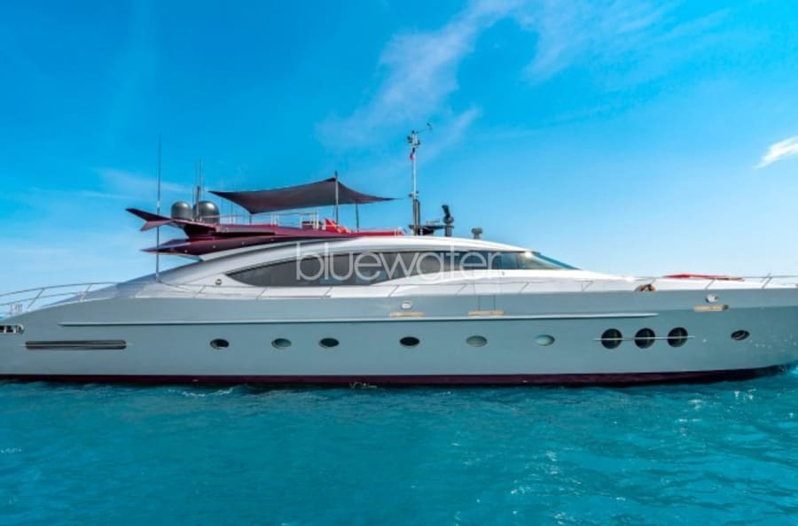 Моторная яхта KJOS Yacht #6
