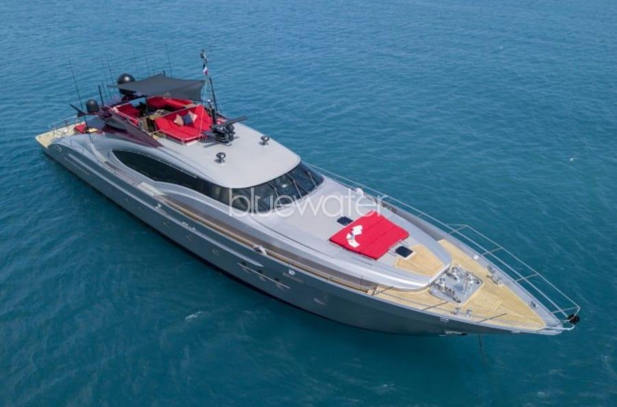 Моторная яхта KJOS Yacht #25