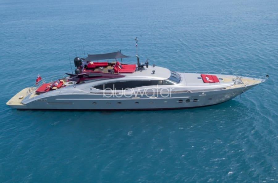 Моторная яхта KJOS Yacht #7