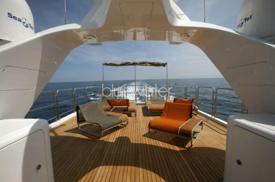 Моторная яхта QUID PRO QUO Yacht #6