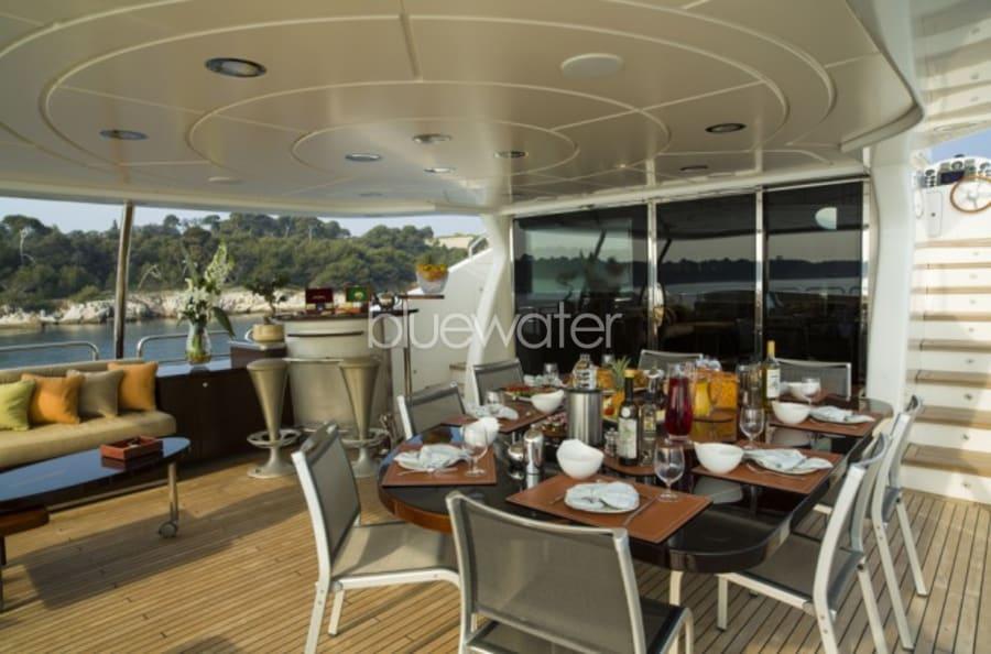 Моторная яхта QUID PRO QUO Yacht #7