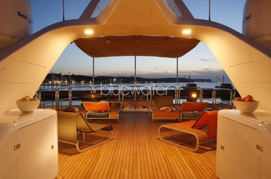 Моторная яхта QUID PRO QUO Yacht #10