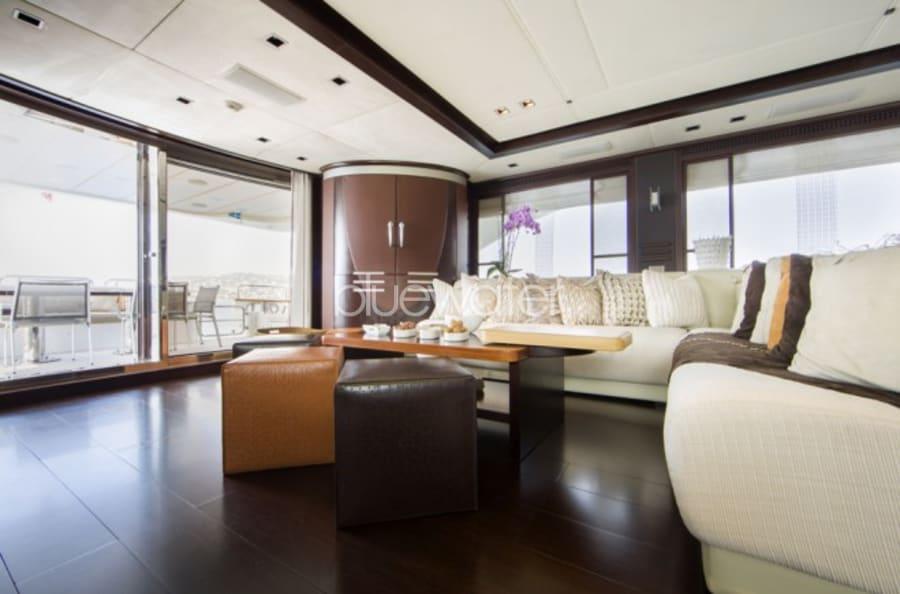 Моторная яхта QUID PRO QUO Yacht #12