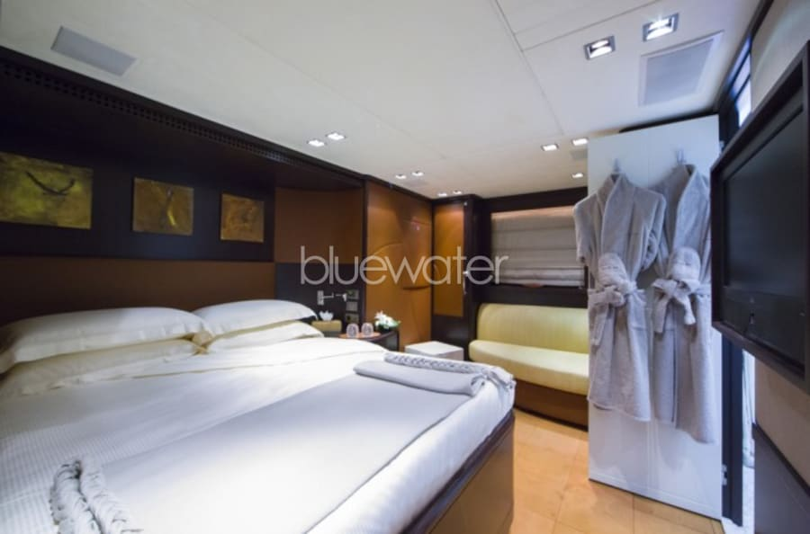 Моторная яхта QUID PRO QUO Yacht #15
