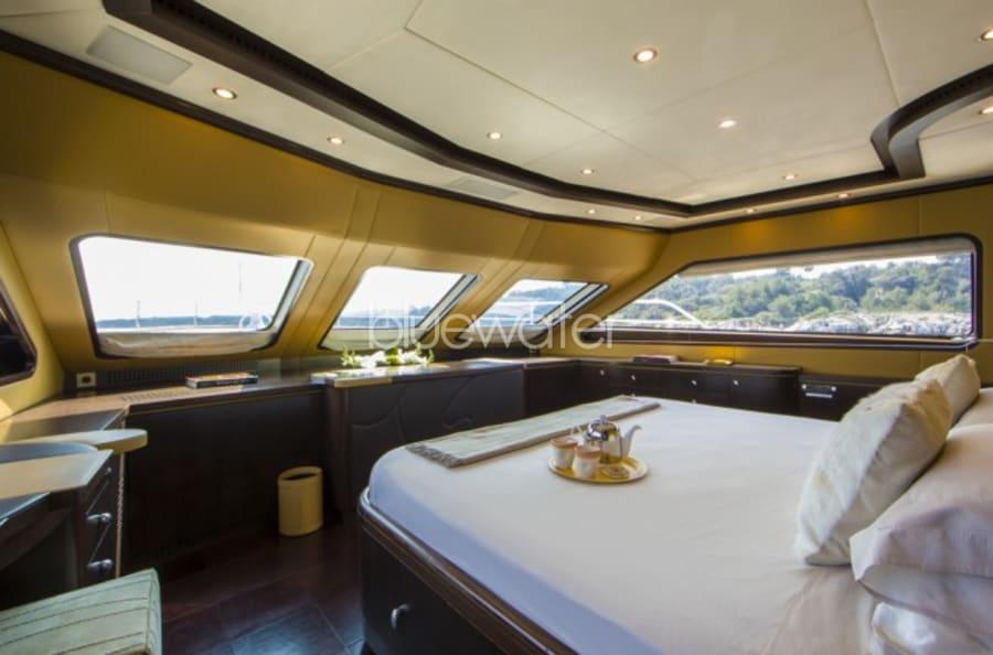 Моторная яхта QUID PRO QUO Yacht #18
