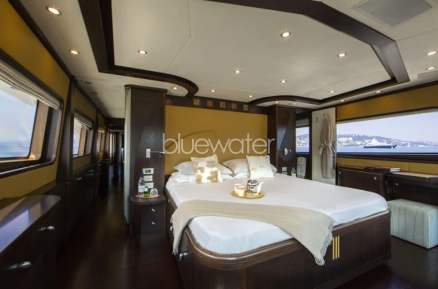 Моторная яхта QUID PRO QUO Yacht #21