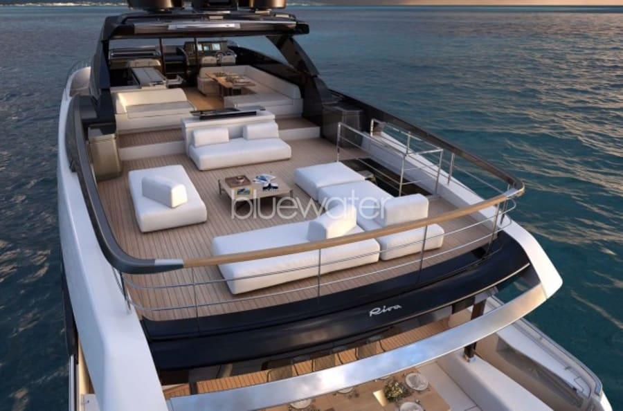 Моторная яхта Elysium I Yacht #13