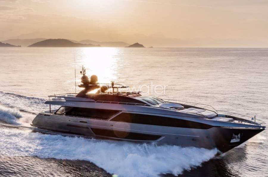 Моторная яхта Elysium I Yacht #3