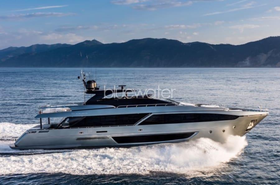 Моторная яхта Elysium I Yacht #14