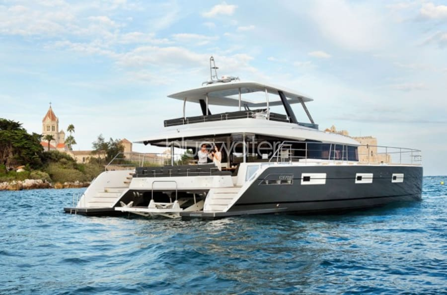Моторная яхта LONG MONDAY Yacht #6