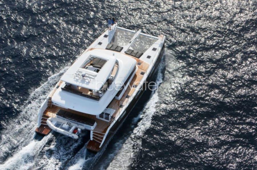 Моторная яхта LONG MONDAY Yacht #14
