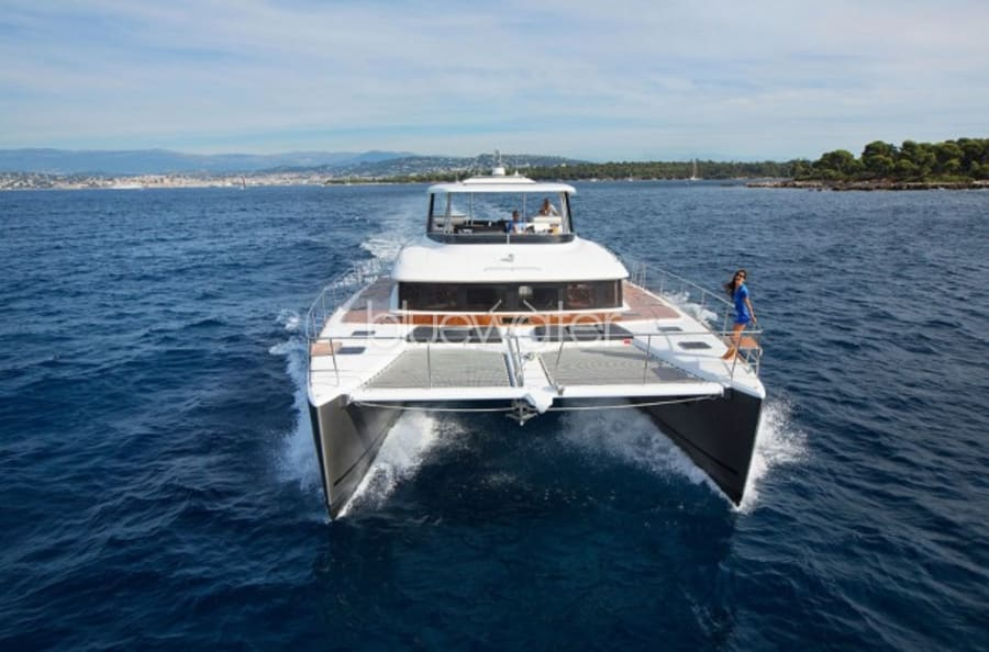 Моторная яхта LONG MONDAY Yacht #16
