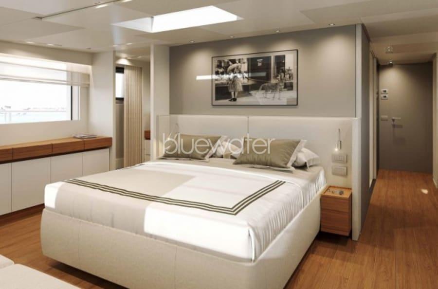Моторная яхта SALT Yacht #2