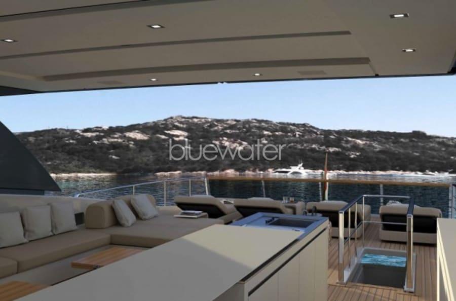 Моторная яхта SALT Yacht #4