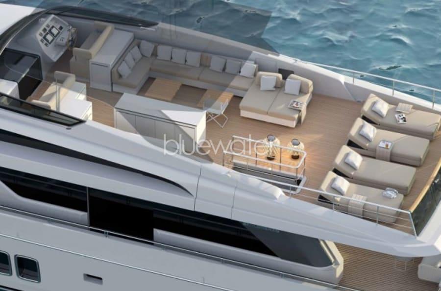 Моторная яхта SALT Yacht #7