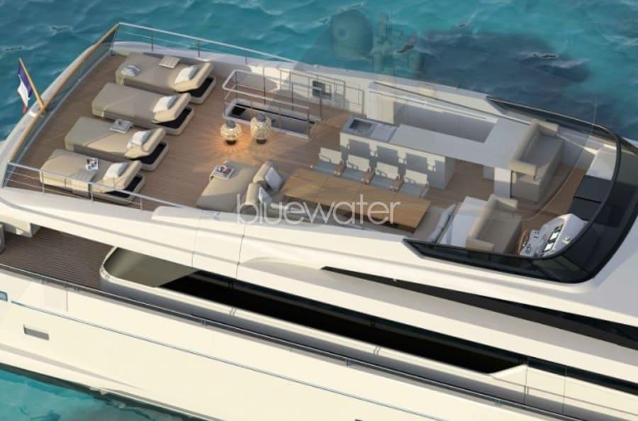 Моторная яхта SALT Yacht #8