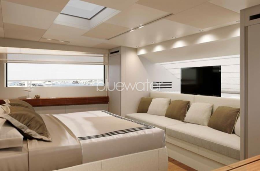 Моторная яхта SALT Yacht #9