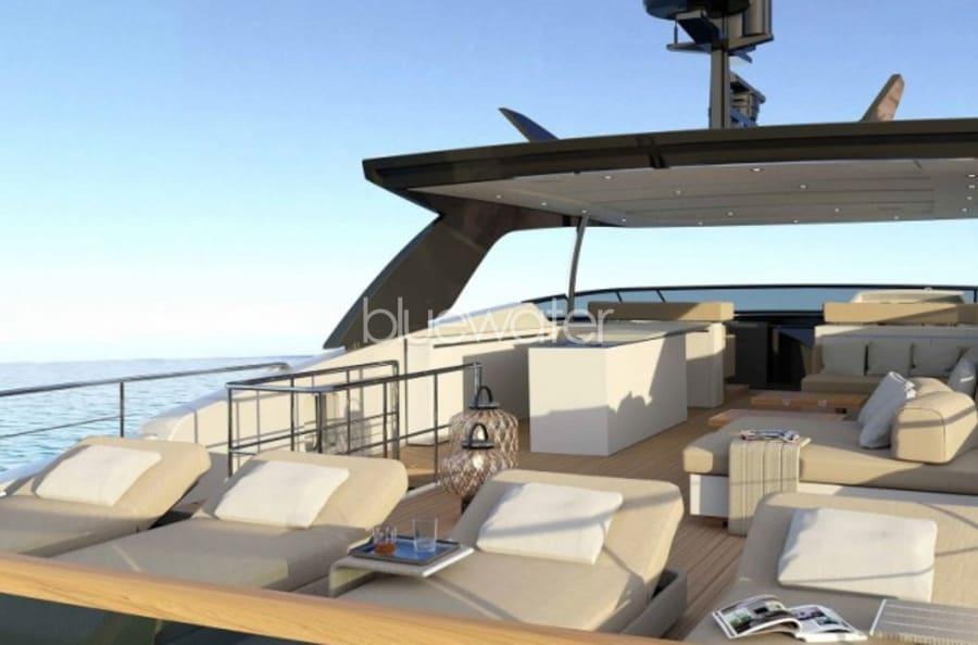 Моторная яхта SALT Yacht #10
