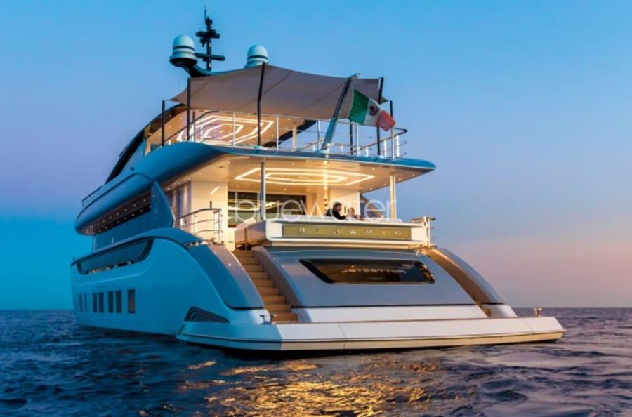 Моторная яхта SPRING Yacht #3