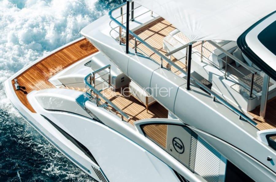 Моторная яхта SPRING Yacht #6