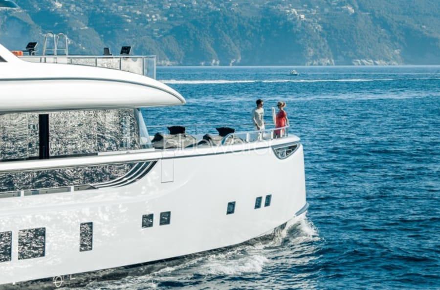 Моторная яхта SPRING Yacht #5