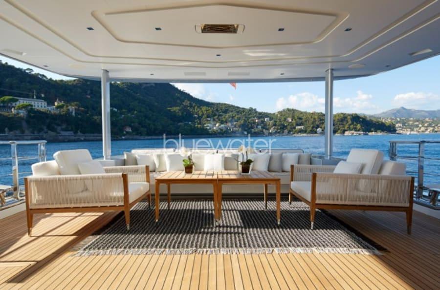Моторная яхта SPRING Yacht #9