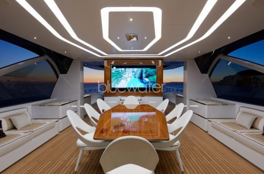 Моторная яхта SPRING Yacht #10