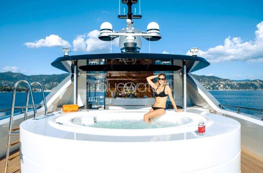 Моторная яхта SPRING Yacht #13