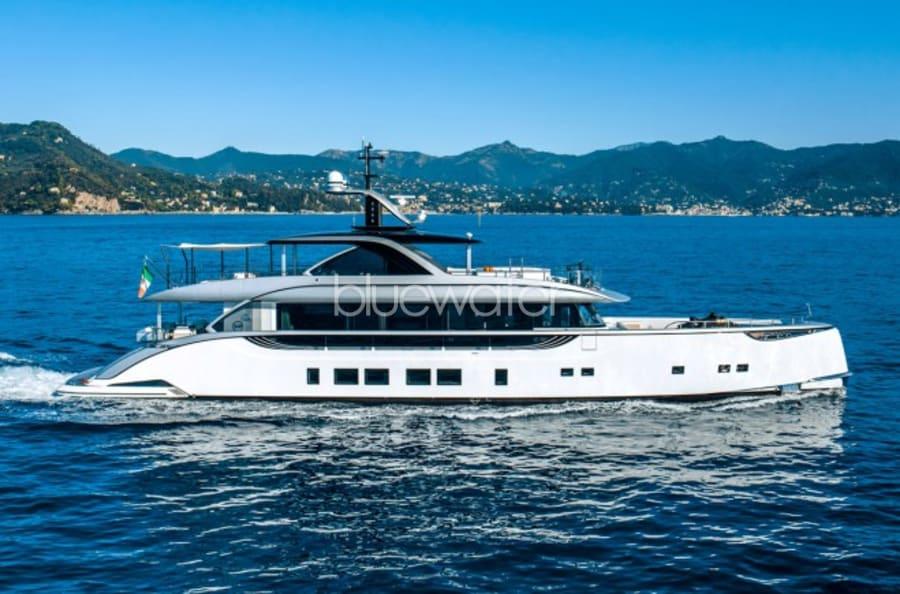 Моторная яхта SPRING Yacht #14