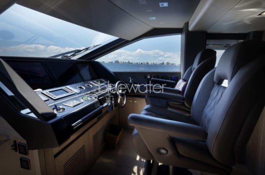 Моторная яхта Dolce Vita Yacht #3